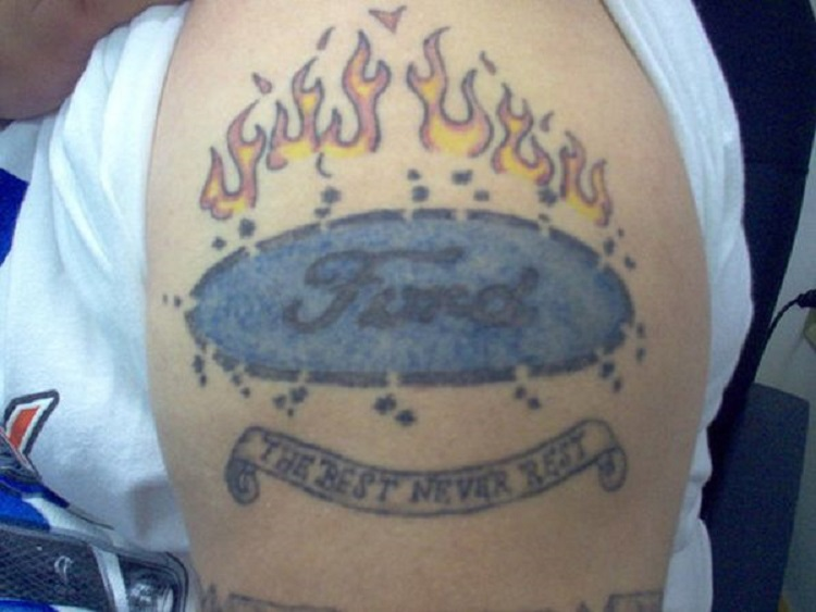 bad car tattoos 1