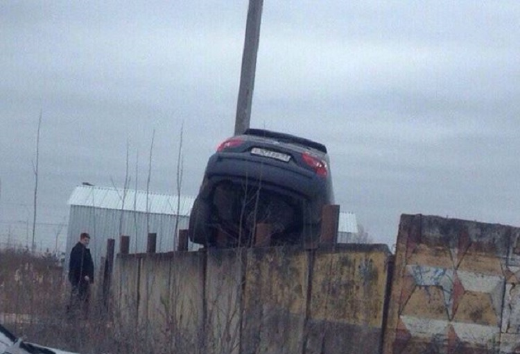 weird and unbeliveable car accidents 2