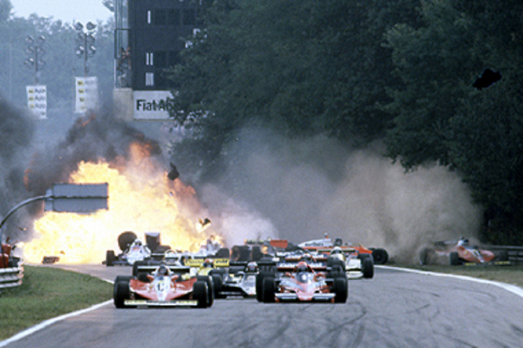 worst crashes in motorsports history 1