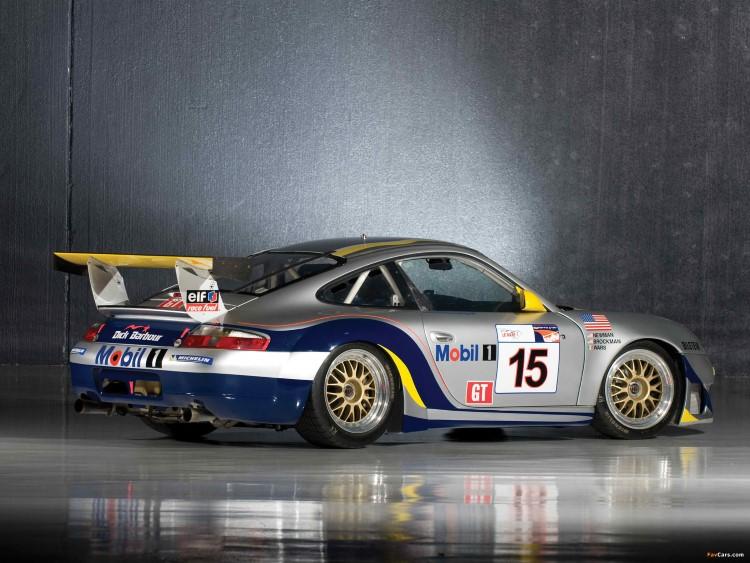 90'ların en iyi arabaları Posrche