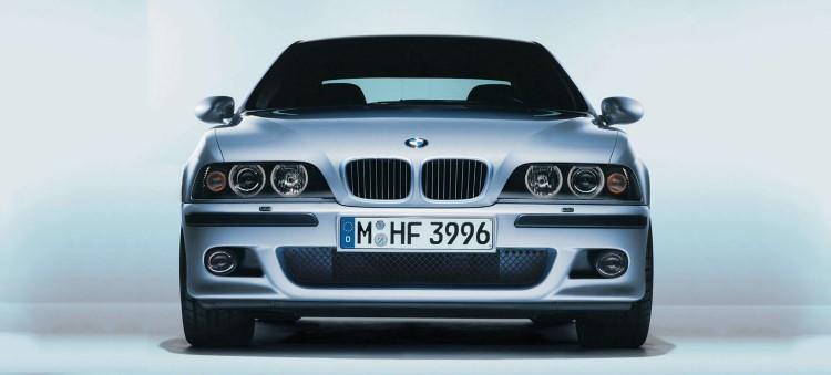 90'ların en iyi arabaları BMW E39 M5