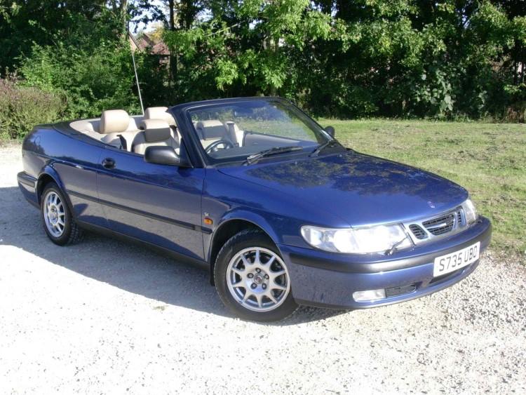 90'ların en iyi arabaları Saab 900