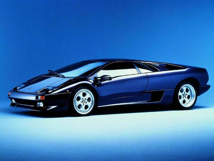 90'ların en iyi arabaları Lamborghini Diablo
