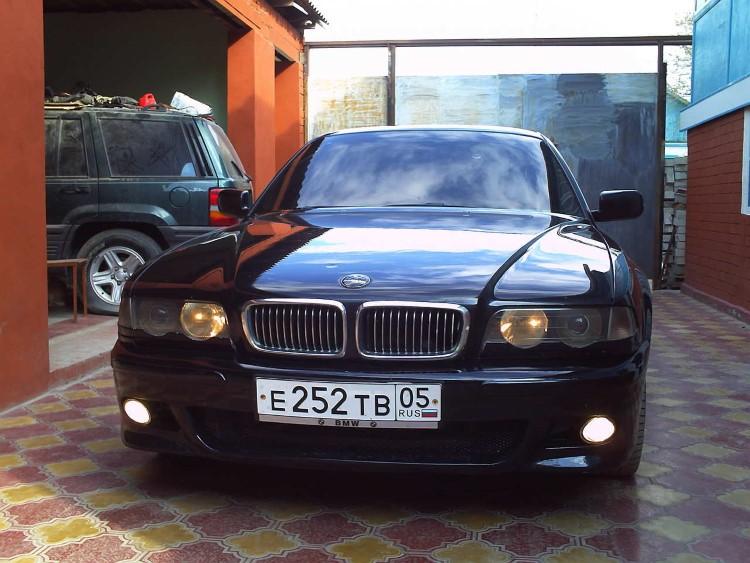 90'ların en iyi arabaları BM7 7-Serisi