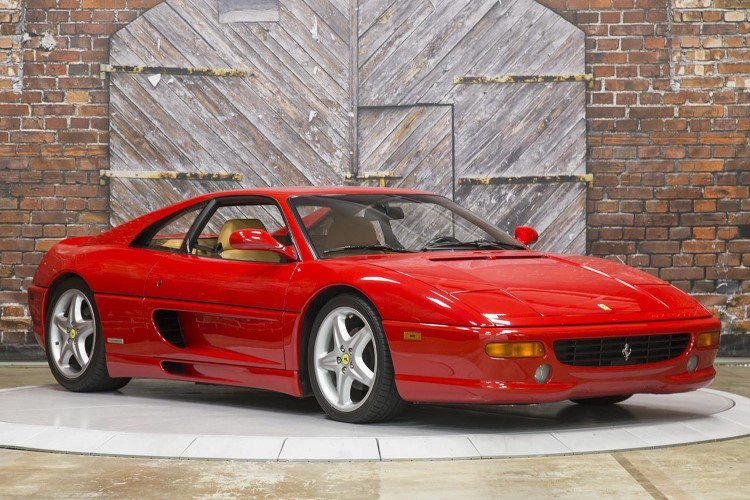 90'ların en iyi arabaları Ferrari F355