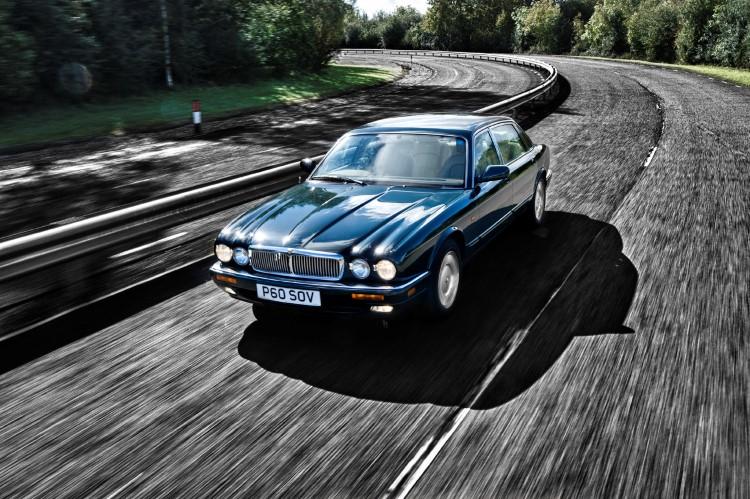 90'ların en iyi arabaları Jaguar x300