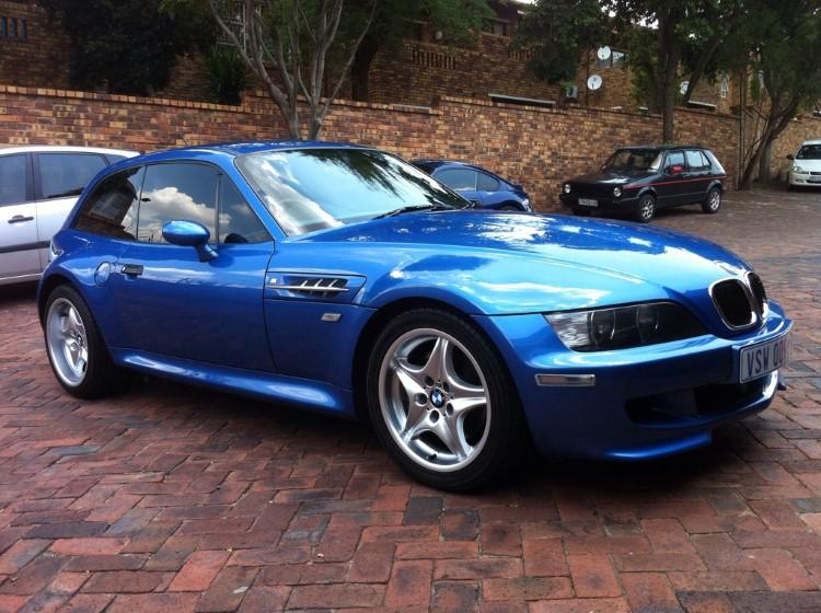 90'ların en iyi arabaları BMW M-Coupe