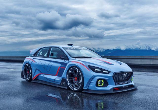 Hyundai-RN30-concept-front-three-quarters